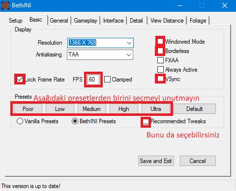 FPS Artırmak – Skyrim Teknik Servis – Elder Scrolls Türk Forum