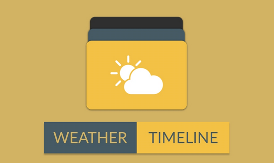 Weather Timeline - Forecast v1.8.2