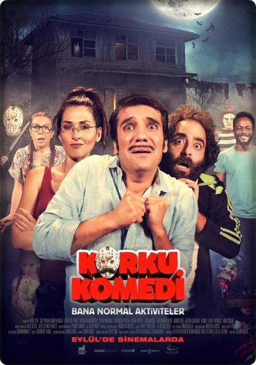 Korku Komedi: Bana Normal Aktiviteler 2016 (Yerli Film) 720p HDTV