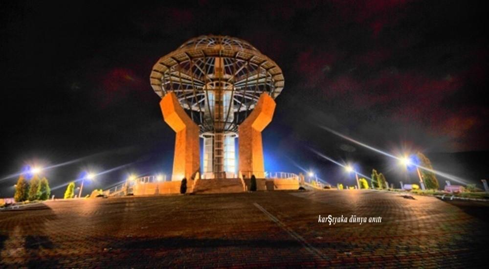 karsıyaka dünya anıtı