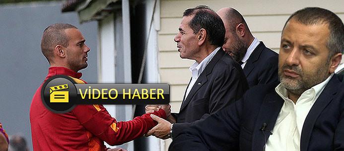 ''Yönetim Sneijder'den kurtulmak istiyor, başka bir anlamı yok!