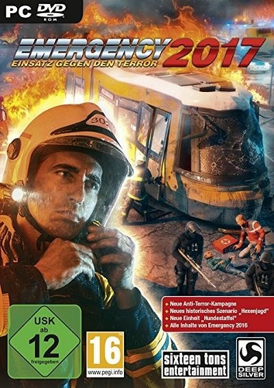 Emergency 2017 – CODEX – Full Game – Full PC Oyun indir