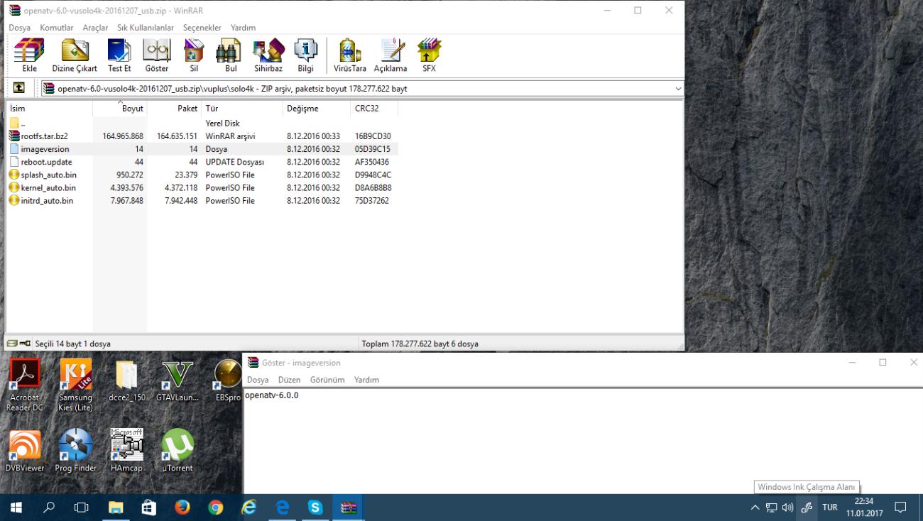 OpenAtv 5 1 VuSolo 4K İmage Yeni - Sayfa 3