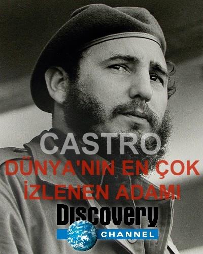 Castro: Dünya'nın En Çok İzlenen Adamı türkçe dublaj belgesel indir