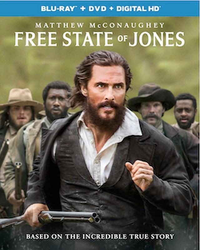 Özgürlük Savaşçısı – Free State of Jones 2016 BluRay 720p – 1080p DUAL TR-ENG – Film indir