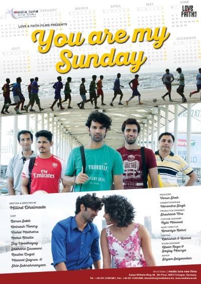 You Are My Sunday - Aşk Ve Futbol (2016) türkçe dublaj film indir