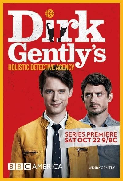 Dirk Gently's Holistic Detective Agency - Kutsal Dedektiflik Bürosu 2016 Sezon-1 Yabancı dizi türkçe dublaj indir