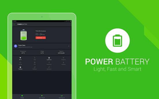 Power Battery - Battery Saver v1.7.11