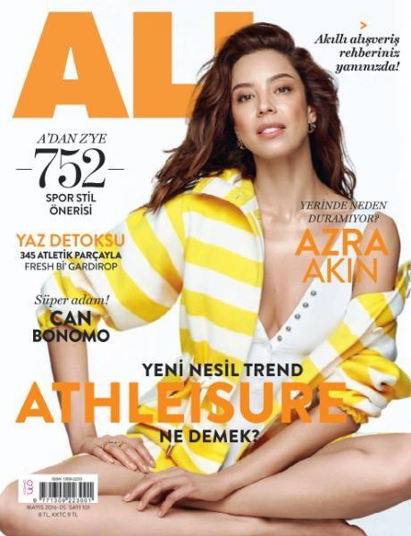 ALL Mayıs 2016 PDF Dergi İndir