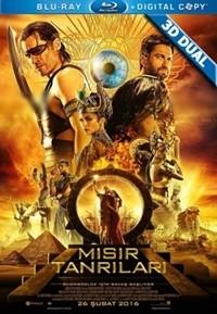 Mısır Tanrıları 3D – 3D Gods of Egypt 2016 3D HALF-SBS BluRay 1080p DUAL TR-EN – Tek Link