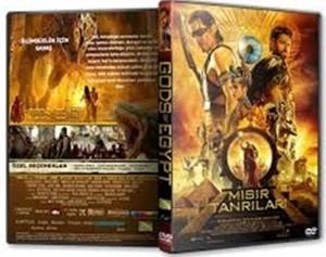 Mısır Tanrıları – Gods of Egypt 2016 DVD-5 DUAL TR-EN – Tek Link