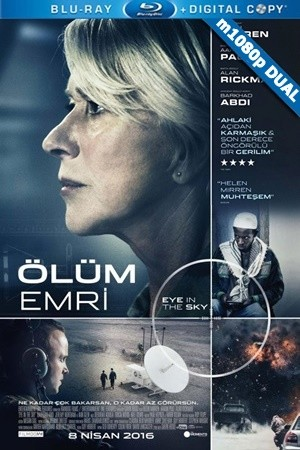 Ölüm Emri - Eye in the Sky | 2015 | m1080p Mkv | DUAL TR-EN