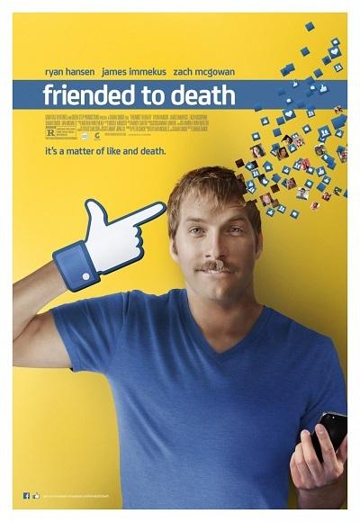 Ölümüne Arkadaş - Friended To Death 2014 720p WEBRip  Türkçe Dublaj - Tek Link
