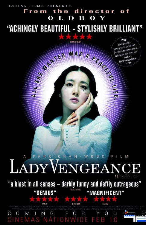 Sympathy for Lady Vengeance / Chinjeolhan Geum / 2005 / Güney Kore / Online Film İzle