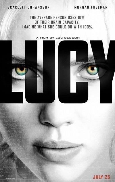 Lucy  - 2014 M1080p Bluray x264 Türkçe Dublaj - Tek Link
