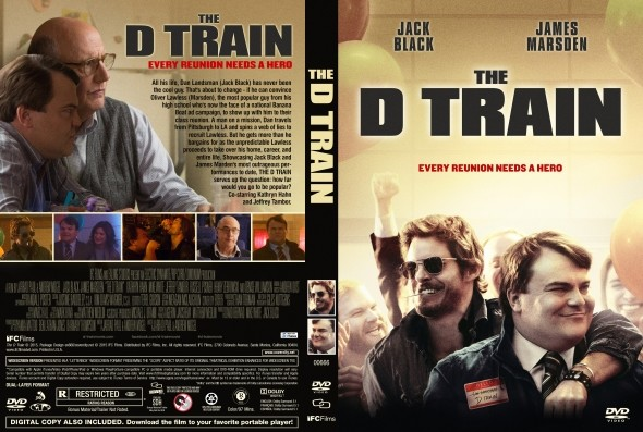 The D Train 2015 (DVD-9) DuaL TR-ENG – indir