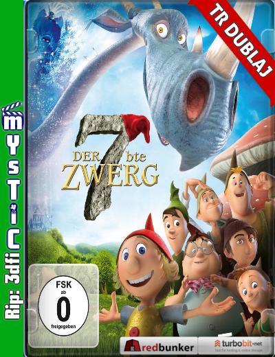 7 Cüceler 3d 2014 (2015) ( BluRay m1080p 3d) Türkçe Dublaj 3 boyutlu film indir