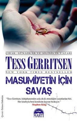 Tess Gerritsen Masumiyetin İçin Savaş Pdf