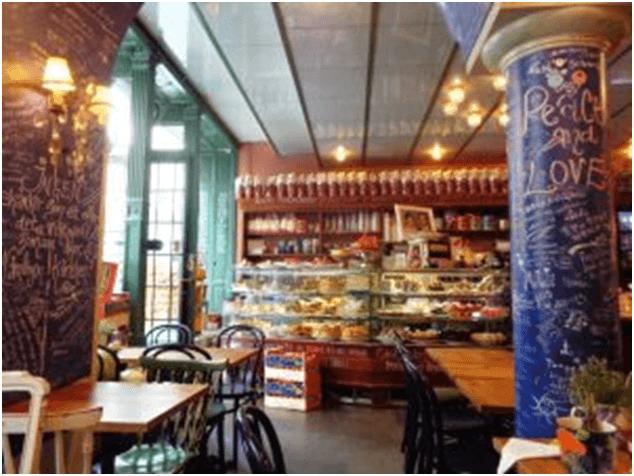 Cafe Schweizer