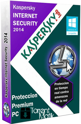 Kaspersky Internet Security (2014) 14.0.0.4651 TR Katılımsız (1 Yıllık Lisans) Torrent İndir