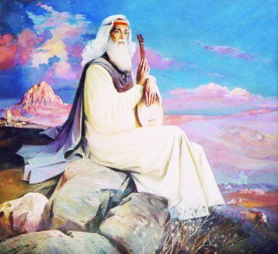 История Бога Азера