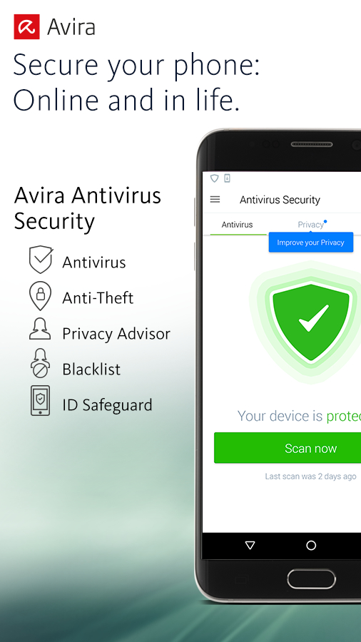 Avira Antivirus Security Android
