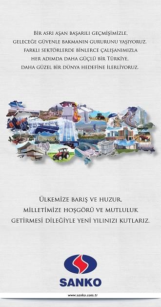 Sanko 2017 Yarim Sayfa Dik Siteler