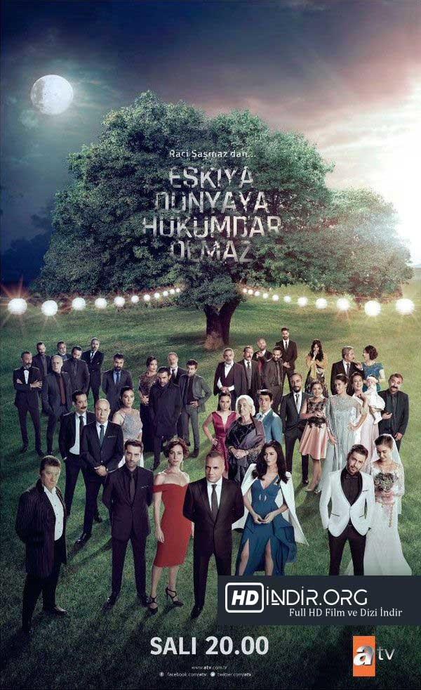 Eşkıya Dünyaya Hükümdar Olmaz 104. Bölüm indir (22 Mayıs Salı) 720p HD Tek Ücretsiz
