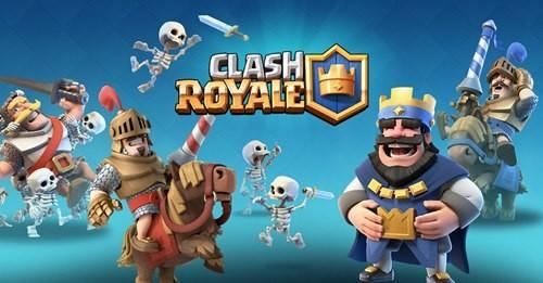 Clash Royale v1.9.3 Mod .apk