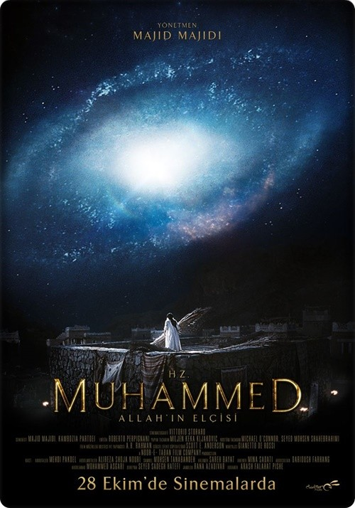 Hz. Muhammed: Allah'ın Elçisi 2015 (Türkçe Dublaj) 720p HDTV