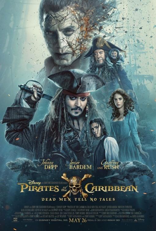 Karayip Korsanları 5: Salazar'ın İntikamı Türkçe Dublaj izle – Tek Parça