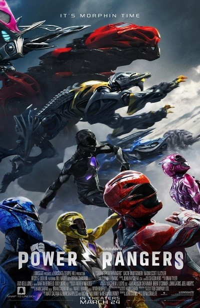 Power Rangers 2017 BRRip XviD Türkçe Dublaj indir