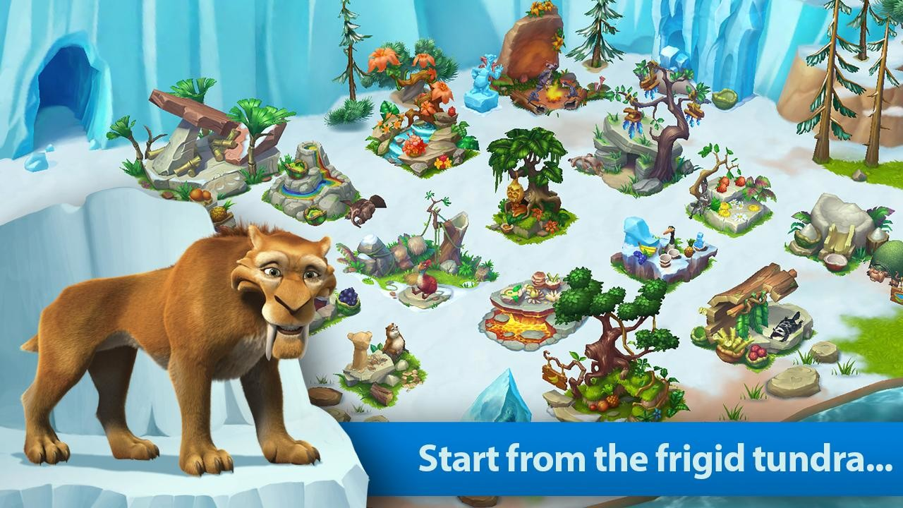 Ice Age World Android