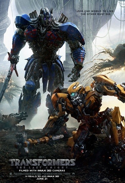 Transformers 5: Son Şövalye 2017 HDTC XviD - Türkçe Dublaj