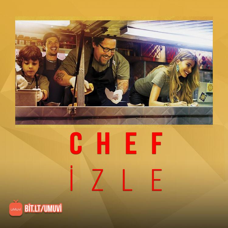 Şef - Chef - Türkçe Dublaj - Girişimcilik Filmleri
