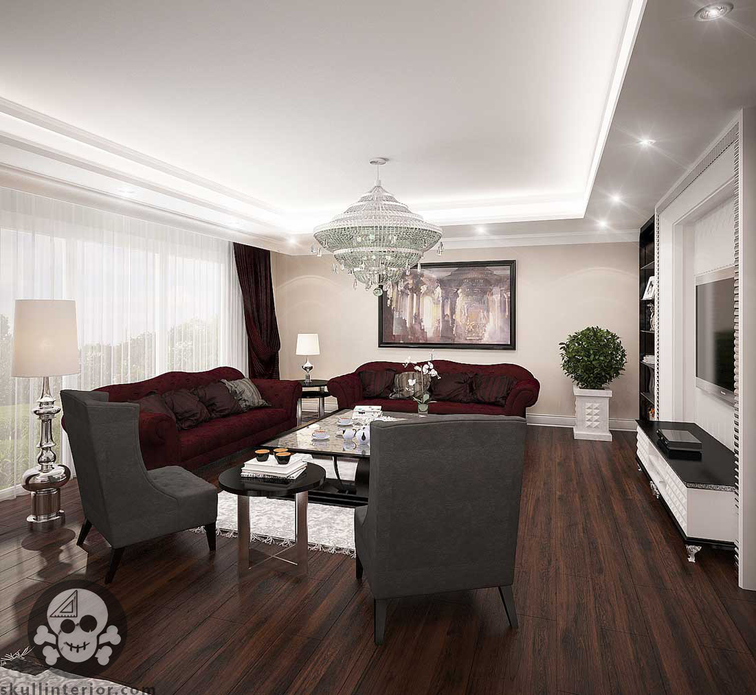 Living Room Floor Designs Mesmerizing Salon Tasarımı Livingroom Design  Salon Tasarımları  Living Room Design Decoration