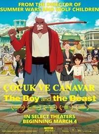 Çocuk ve Canavar – The Boy And The Beast 2015 HDRip XviD Türkçe Dublaj – Tek Link