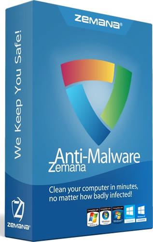 Zemana AntiMalware Premium 2.70.2.244 | Katılımsız