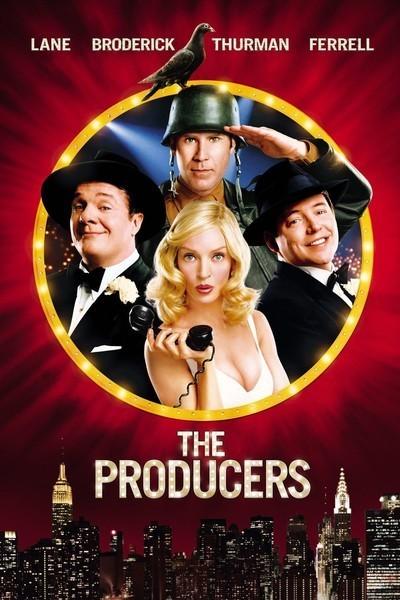 Yapımcılar - The Producers (2005) türkçe dublaj film indir