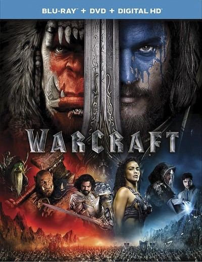 Warcraft : İki Dünyanın İlk Karşılaşması – Warcraft 2016 BluRay m3D DUAL TR-ENG – Tek Link