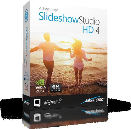 Ashampoo Slideshow Studio HD 4.0.4.0 | Katılımsız