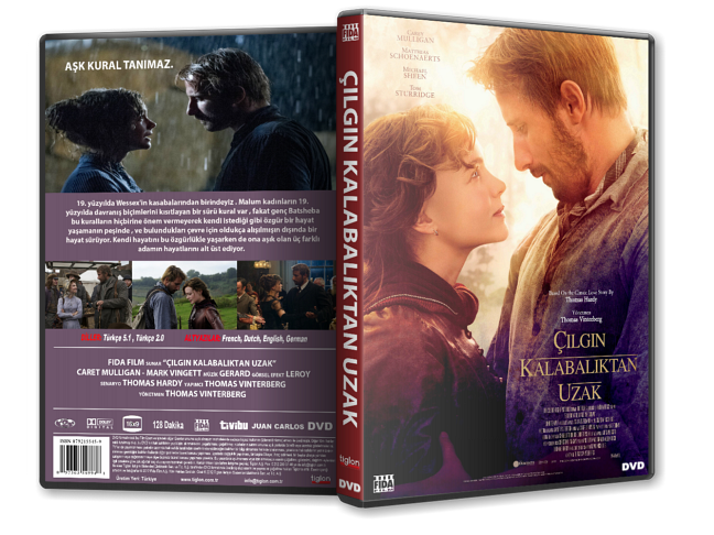Çılgın Kalabalıktan Uzak – Far from the Madding Crowd 2015 DVD-9 DuaL TR-EN – Tek Link