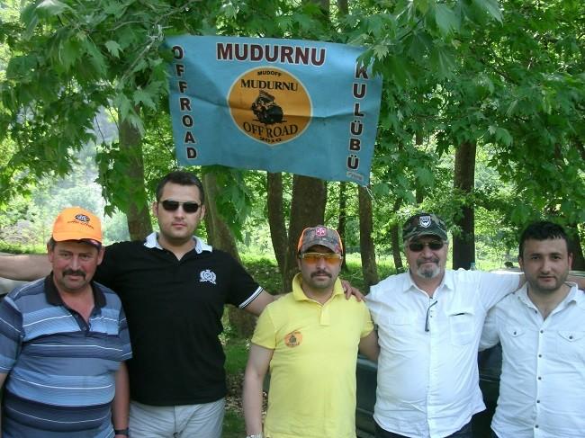 Mudurnulu Avcılar Zonguldak tan Madalya ile döndü