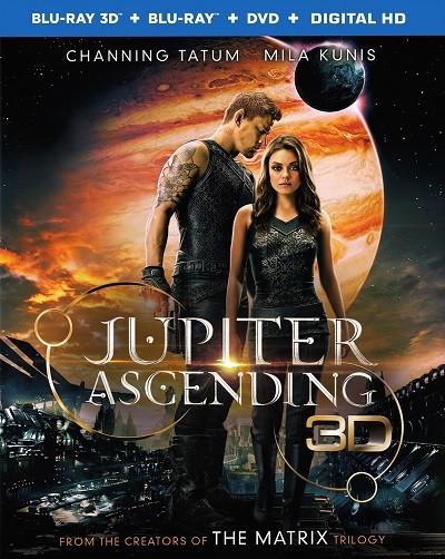 Jupiter Yükseliyor - Jupiter Ascending 2015 3D m1080p BluRay x264  Türkçe Dublaj İnDİR