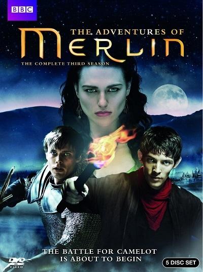 Merlin 3.Sezon Tüm Bölümler ( DVDRip XviD ) Türkçe Dublaj Tek Link İndir