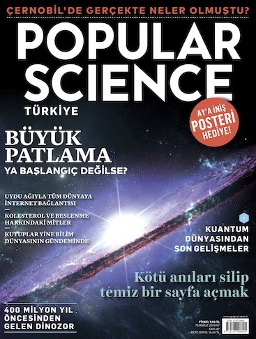 Popular Science Temmuz 2019 Pdf E-kitap indir E-Dergi indir