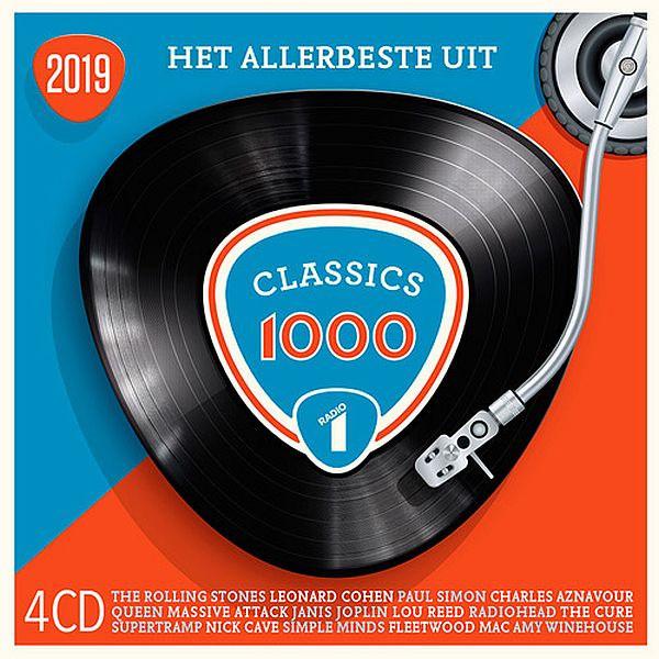 Het allerbeste uit Radio 1 Classics 1000 (4CD) (2019) full albüm indir