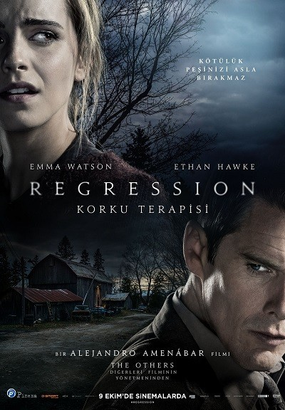 Korku Terapisi - Regression 2015 BluRay DuaL TR-EN - Tek Link indir