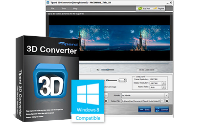 Tipard 3D Converter 6.1.16