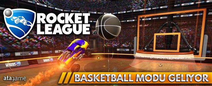 Rocket League Basketbol Modu Geliyor